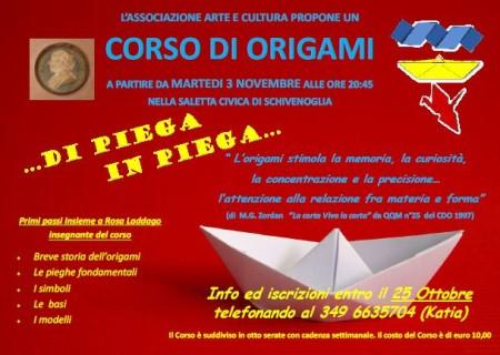 Corso origami